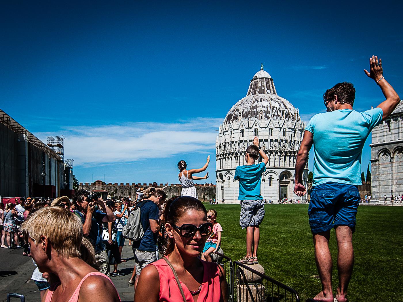 pisa turisti internazionali