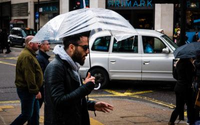 oxford street – the umbrella series