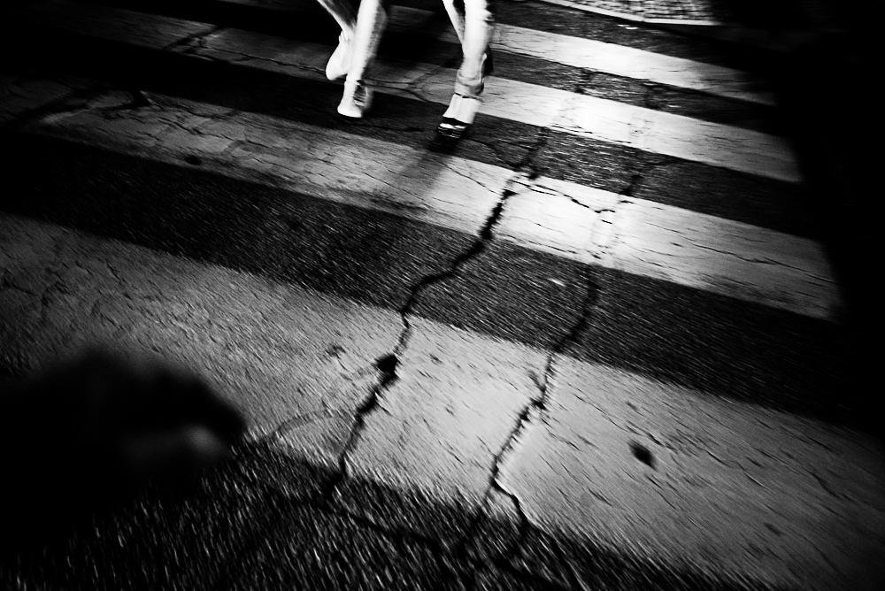 lines concept street photography