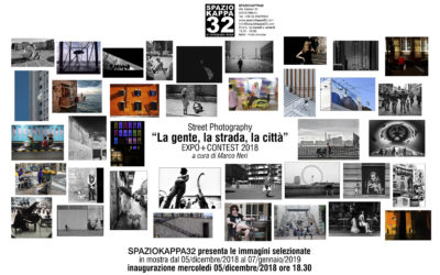 La gente, la strada, la città – Expo Contest 2018