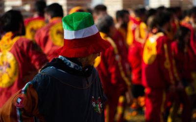 2020 Storico Carnevale di Ivrea